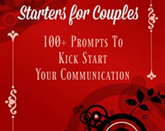 Creative Conversation Starters For Couple Book