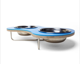 Pet bowl for cats and toy breed dogs - CLEARANCE