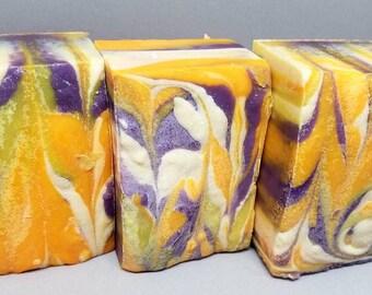 Monet Cold Process Goat milk soap