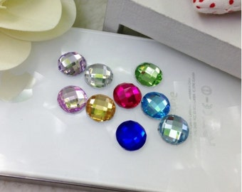 Diamond Bling Home Button Stickers For iPod iPhone 3GS 4G 4S 5 5S
