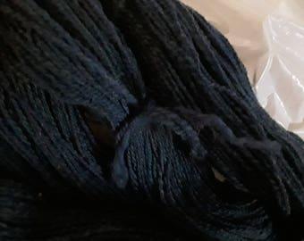 Handspun, Merino Top,  Yarn   576 yds