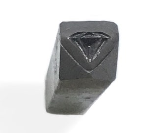 Diamond precision metal design stamp jewelry making tools