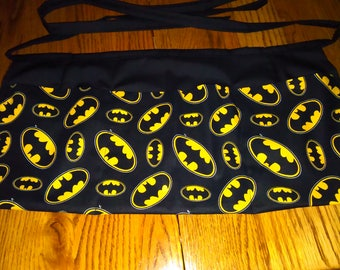 Waitress Apron Batman