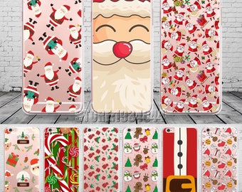 Christmas gingerbread Iphone cases