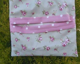 Flower peg bag
