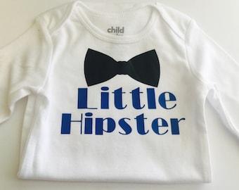 Little Hipster Onesie