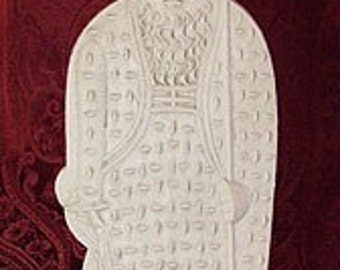 Saint Nicholas Cookie Mold