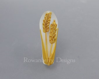 Glass Beads - Flowers