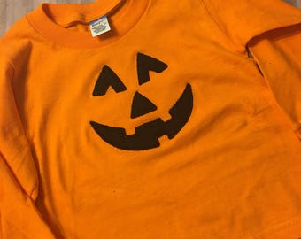 Jack o lantern - halloween shirt