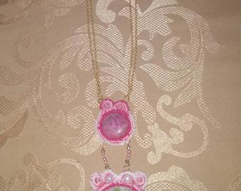 Sangarea romance necklace