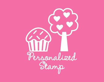 Custom Personalized Rubber Stamp