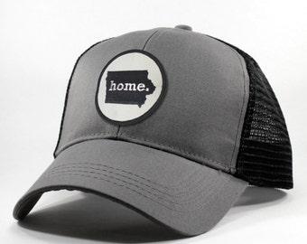 Homeland Tees Iowa Home State Trucker Hat