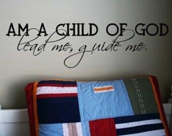 I Am A Child Of God, Lead Me Guide Me Vinyl