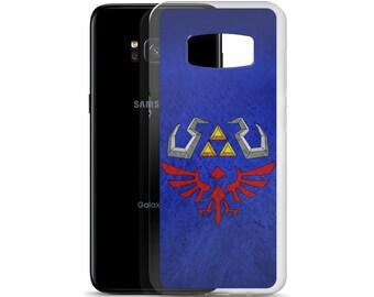 Hylian Shield Samsung Case - Legend of Zelda