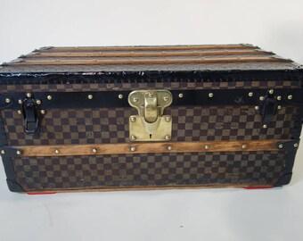 MTT2015 13 checkerboard cabin trunk