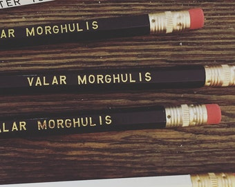 GAME OF THRONES Pencil 6 Pack