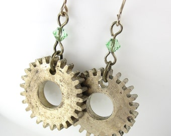Gear Works Earrings