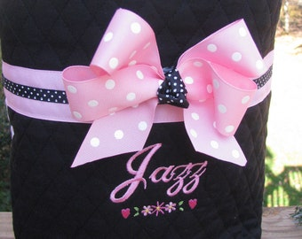 Jazz and Tap Tote Bag
