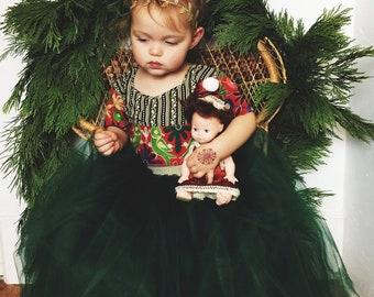 4T Frida Block Print Crop Top, Tutu Crop Top, Hippie Toddler Top, Bohemian Crop Top, Kids Fashion, Tutu Top, Bloomers