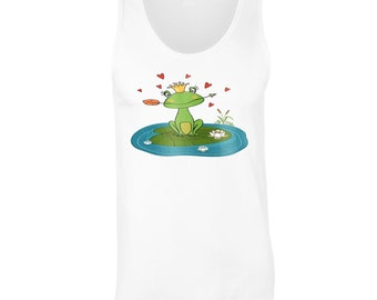 frog princess Men's Tank Top v693mt