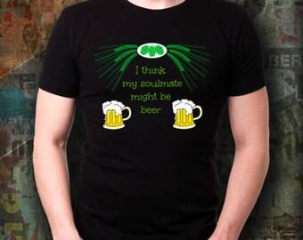 Humorous Beer Tee Funny Tee