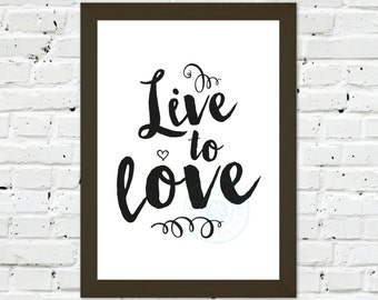 0120 Typographic Print A3 Wall Art Print Multiple Sizes