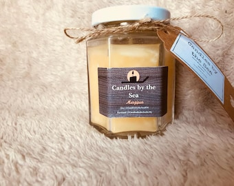 Marzipan Scented Candle
