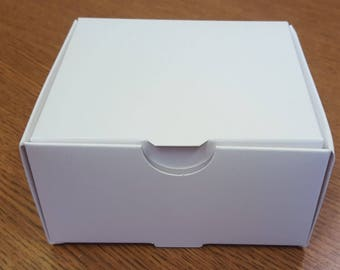 Business card box etsy xl 250 count white business card boxes quantity 500 colourmoves