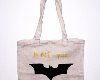 Tote bag Batman / dark night