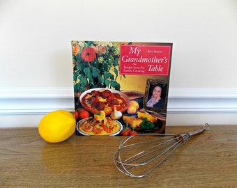 Vintage Cookbook, Cook Book, Low Fat Cooking, Family Cooking, Kitchen Book, My Grandmother's Table, Kitchen, Family Cook Book