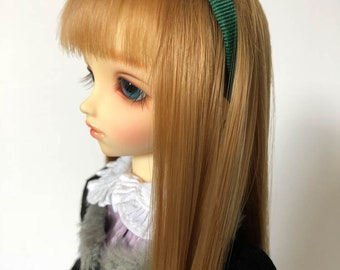 MSD BJD Headband in Green