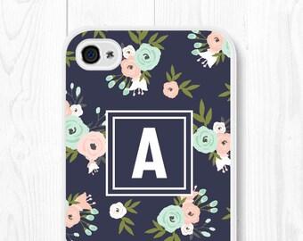 iPhone 7 Case Floral Samsung Galaxy S7 Case iPhone 6 Case Floral Mint iPhone SE Case Mint iPhone 6S Case Floral iPhone 5 Case iPhone 5c Case