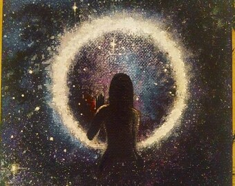 Touch the Universe Painting