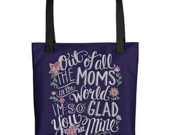 Mother's Day / Fête des mères Tote Bags