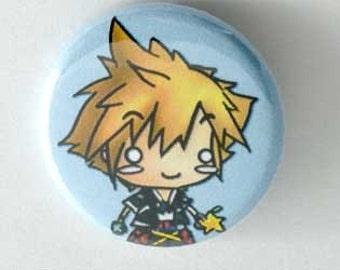 Kingdom Hearts - Sora Button