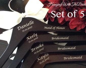 Bride hanger, Wedding dress hanger, Engraved Hanger, Custom Bridal Hangers, Bridesmaids gift, Wedding hangers, Custom hanger