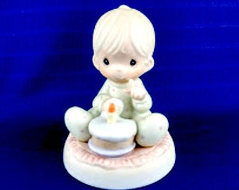 Baby's First Birthday Precious Moments Figurine