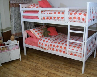 Twin over Twin Bunk Bed FREE Shipping