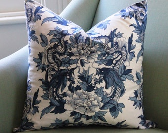 Ralph Lauren Nanking Ming Cushion Cover