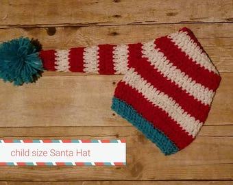 Christmas hat, Elf Hat, Baby Elf Hat, Crochet christmas hat,Chrstimas gift, Christmas baby hat