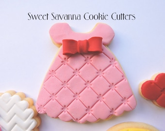 Baby Doll Dress Cookie Cutter