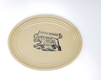 VINTAGE Holt - Howard ATTENTION WOMANKIND! Plate