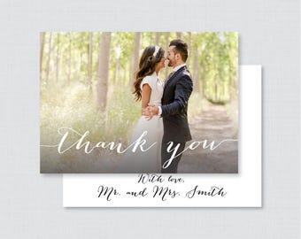 Wedding Thank You Cards | Etsy HK