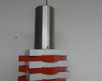 Anvia Hoogervorst (NL): Cubist design wall lamp, '50 / 60