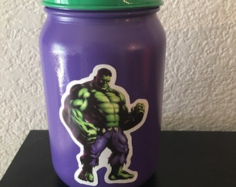 Incredible Hulk piggy bank