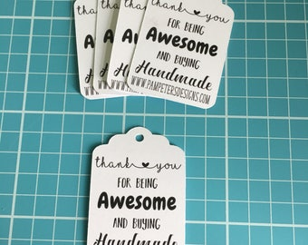 Thank You Tags, Personalised Business Tags, Handmade Tags, Custom packaging, Luggage tags, Swing Tags, Business Packaging, Custom Tags.