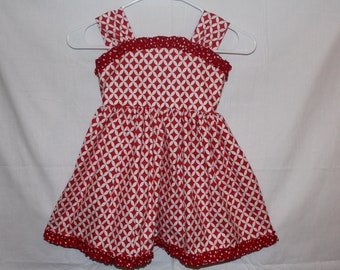 Childs Handmade Dress