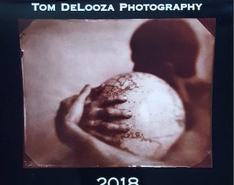 Art Calander 2018 Antiquarian Photo process