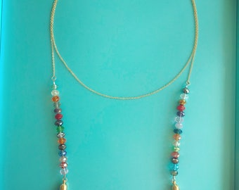 Versatile One-Of-A-Kind Long Necklace