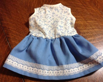"""Handmade 18"""" Doll Clothes, 18"""" Doll Dress, 18"""" Fashion Doll Clothes, 18 Inch Doll Clothes"""